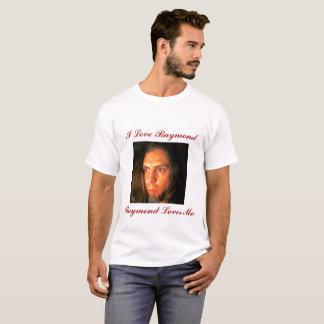 Camisa dos amores de Raymond