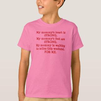 camisa dos aplausos de 3 crianças do dia - minha