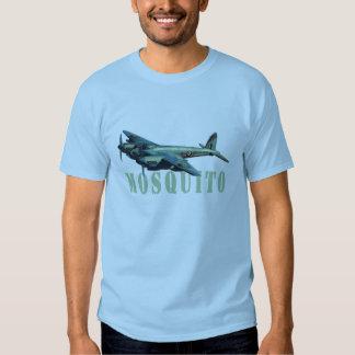 Camisa dos azul-céu T do bombardeiro de lutador do T-shirts