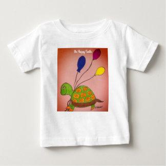 Camisa dos bebês T