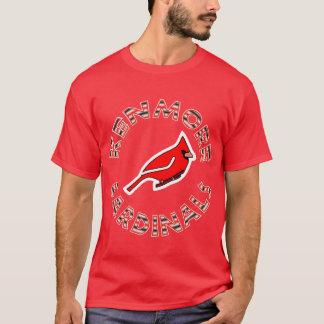 Camisa dos cardeais de Akron Kenmome