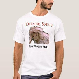 Camisa dos carneiros do demónio