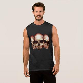 Camisa dos crânios