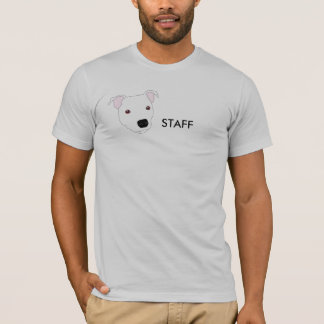 Camisa dos funcionarios