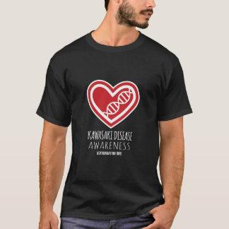 Camiseta Camisa dos homens de KD