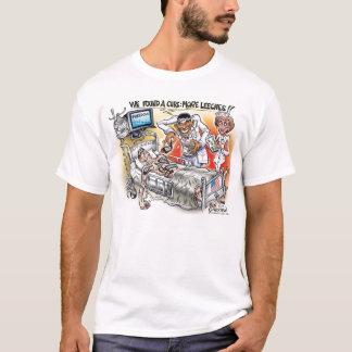 Camisa dos homens do cuidado de Obama