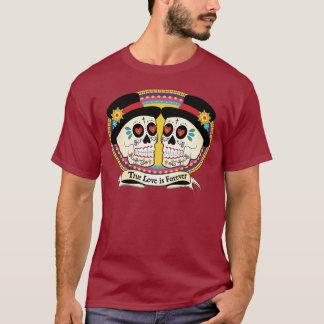 Camisa dos homens do Dos Novios (2 noivos)