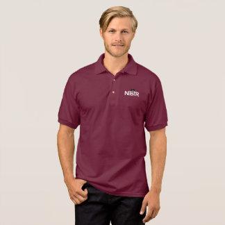 Camisa dos homens do logotipo de NEBTR