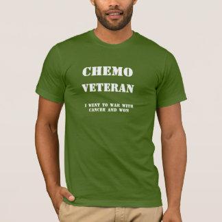 Camisa dos homens do veterano de Chemo