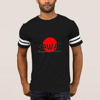 Camisa dos homens t da república de Kawaii