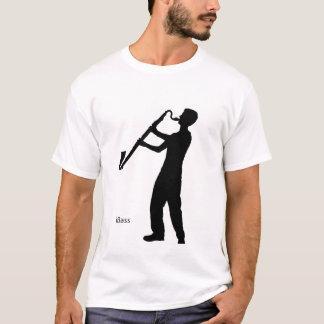 Camisa dos iBass do clarinete baixo