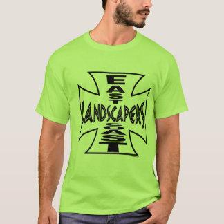 Camisa dos Landscapers da costa leste