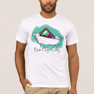 Camisa dos meninos do banho
