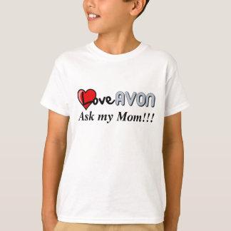 Camisa dos miúdos de AVON