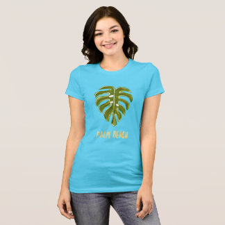 Camisa dos oásis de Palm Beach