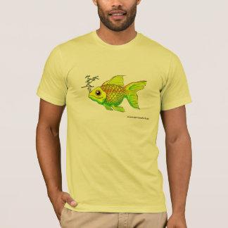 """Camisa dos peixes de GONZA de """"Charlie"""""""