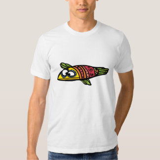Camisa dos peixes tshirt