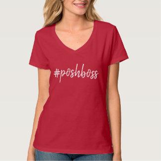 Camisa dos #poshboss
