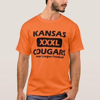 Camisa dos pumas T de Kansas