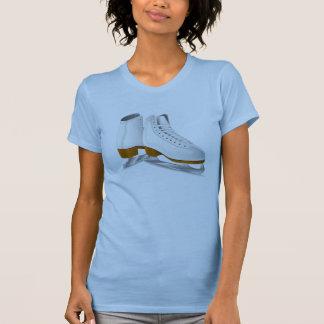 Camisa dos skates de gelo T