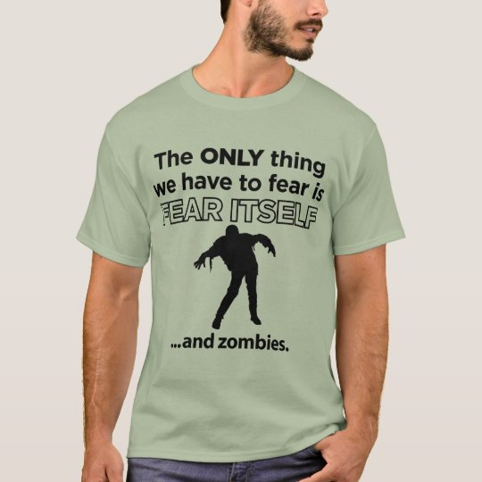 Camisa dos zombis