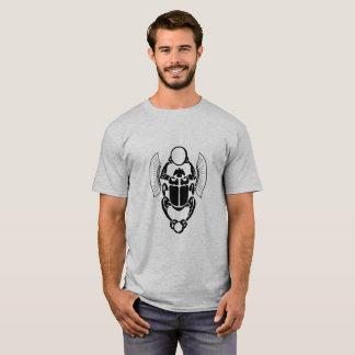 Camisa egípcia do besouro