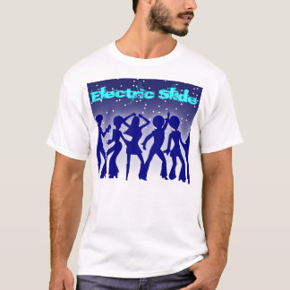 camisa elétrica da corrediça