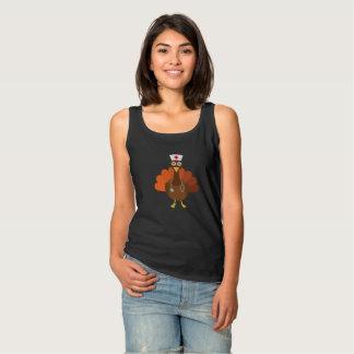 Camisa engraçada da acção de graças do t-shirt de