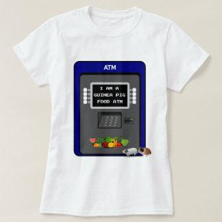 Camisa engraçada da cobaia