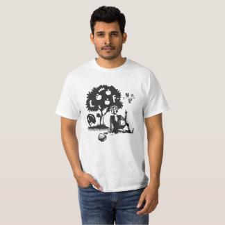 Camisa engraçada de Isaac Newton