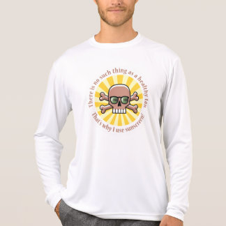 Camisa engraçada de Sun