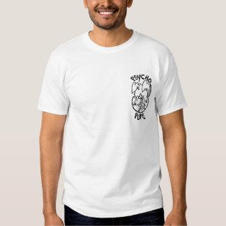 Camisa engraçada do cão T dos desenhos animados de Camisetas