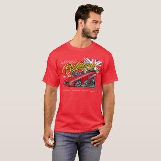 Camisa engraçada do carro T da nostalgia de