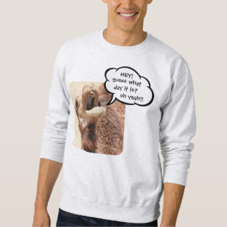 Camisa engraçada do dia de corcunda, camelo de