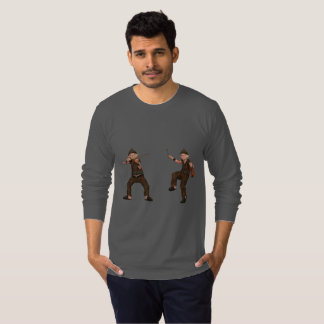 Camisa engraçada do duende mágico