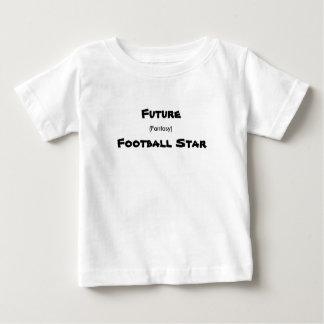 Camisa engraçada do futebol da fantasia do