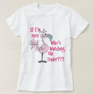 Camisa engraçada do parque de caravanas