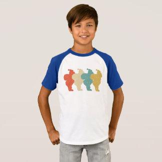 Camisa engraçada do presente do Natal de Papai