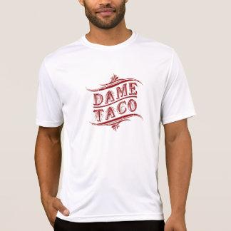 Camisa engraçada do Taco T - cultura