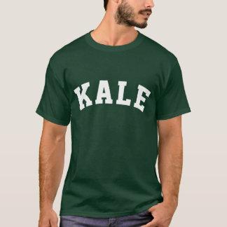 Camisa engraçada do Vegan da couve