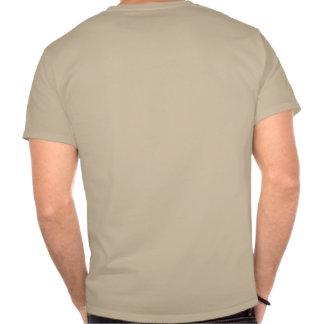 Camisa engraçada dos desenhos animados da pesca camisetas