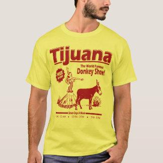 Camisa engraçada - mostra do asno