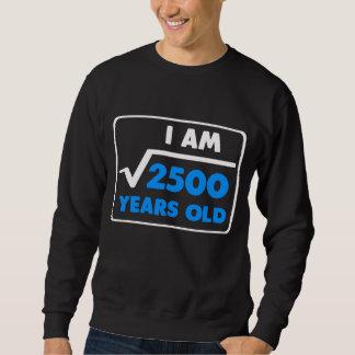 Camisa engraçada por 50 anos velho