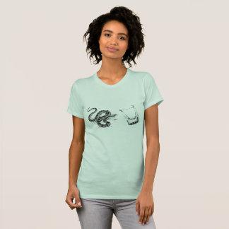 Camisa enigmática de Foosball