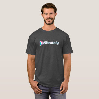 Camisa escura de Drivemode horizontal
