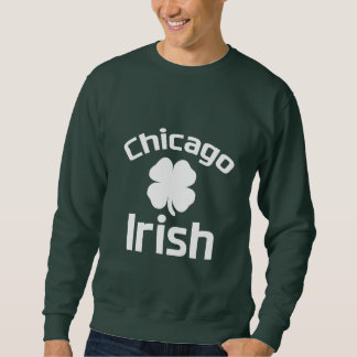 Camisa (escura) do irlandês de Chicago