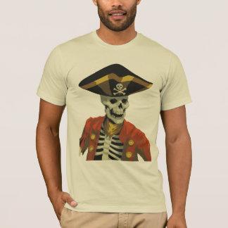 Camisa espectral 1 do pirata
