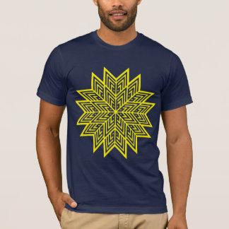 Camisa espontânea do gráfico da ordem