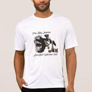 "Camisa Esportiva ""FootBall Wolves"""