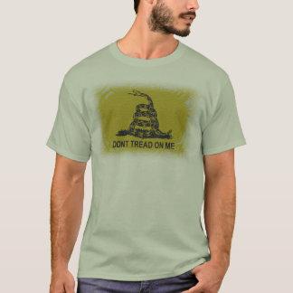 Camisa estilizado da bandeira de Gadsden